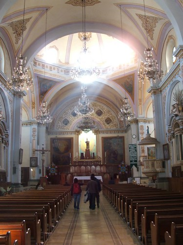Iglesia de Sn Pedro Zacapoaxtla