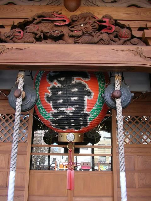 Iriya Kisimojin 入谷鬼子母神