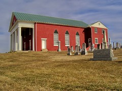 JEFFERSONTON CHURCH CEMETERY
