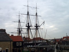 HMS Trincomalee 1817