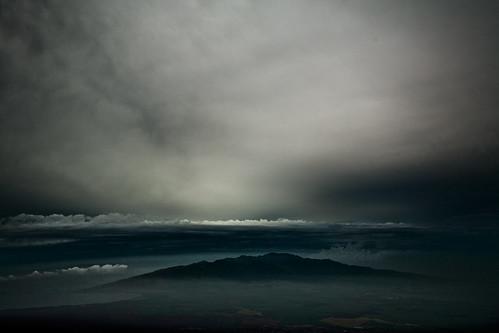 storm mountains night clouds dark landscape hawaii overcast maui darkside westmauimountains maunakahalawai taijitu westmauis metaethics omegapoint halemahina westmauivolcano houseofwater houseofthemoon shadowlevels