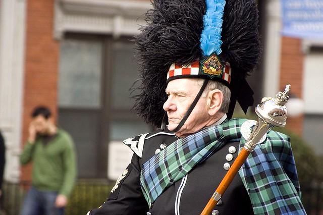 St Patrick's Day Parade in Hoboken