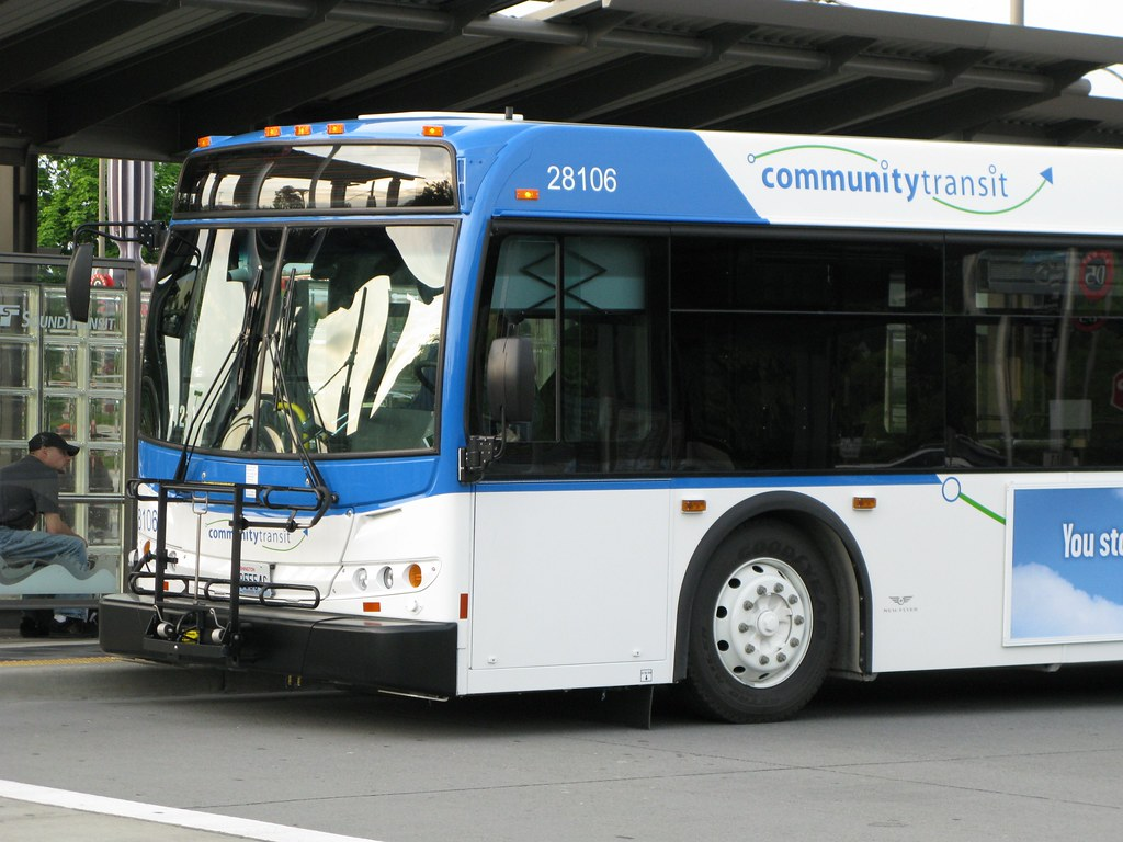 New CT Bus