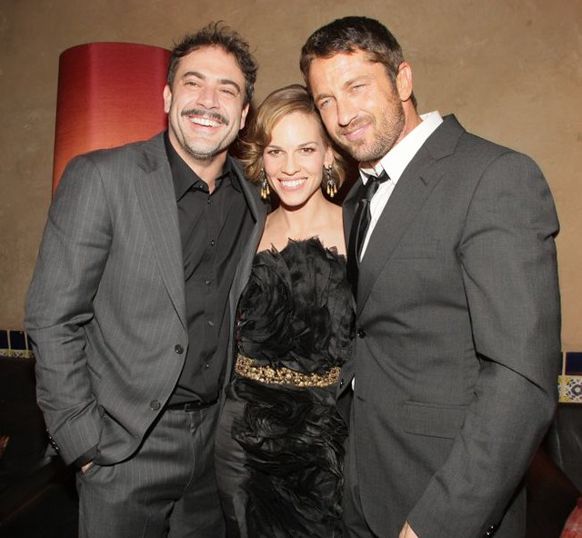 Jeffrey Dean Morgan at PS I Love You After Party