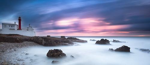 cascais caboraso portugal lighthouse guincho seascape longexposure rolhas