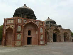 Afsarwala tomb and mosque