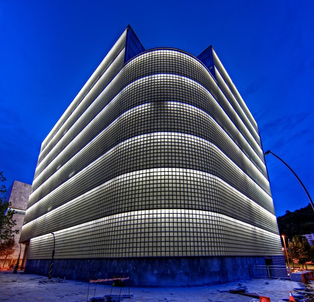 Places to go libraries modern part 2 a gallery on - Bibliotecas en bilbao ...