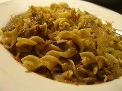 pappardelle, food, dish, cuisine,