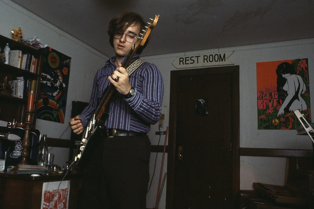 Ed Uthman ('74)
