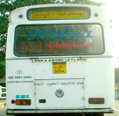 Vehicle graphics: Chicken anyone ?