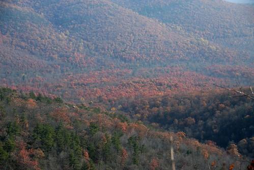 fall virginia hiking scouts bsa troop157