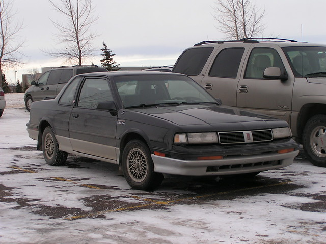 1987 Oldsmobile Cutlass Ciera GT FE3