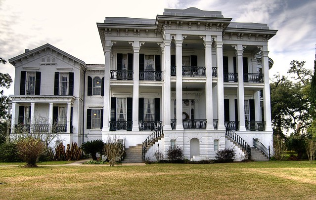 Nottoway plantation hdr flickr photo sharing for Civil war plantation homes for sale