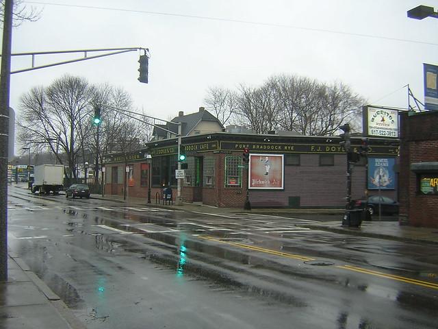 Doyle S Cafe  Washington St Jamaica Plain Ma