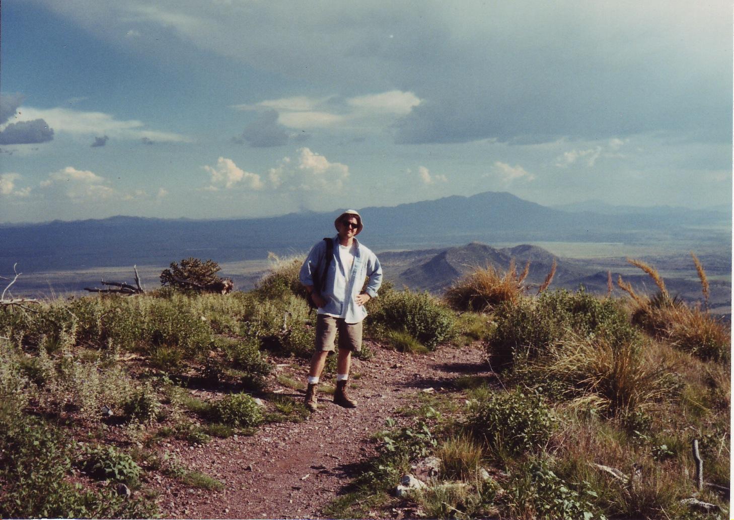 Coronado Mountains, July 1998