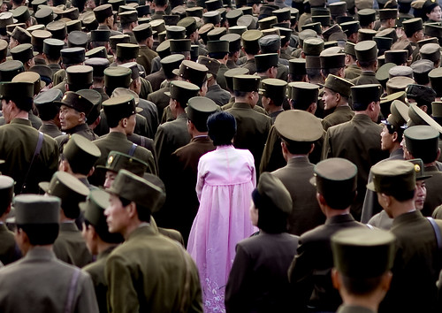 North korean army Pyongyang North Korea
