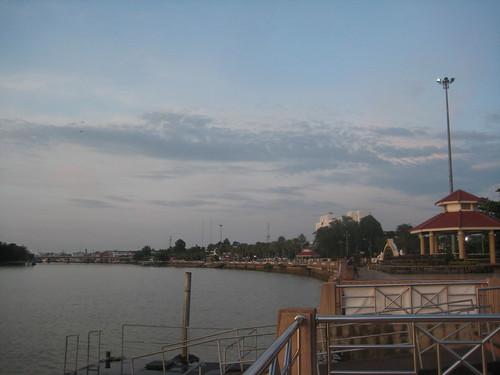 river thailand pier project365