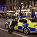 Police Car, Cardiff by Maciej Dakowicz