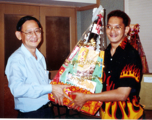 ... 2001 my ex company in ADAMPAK printer in 2001 he is my boss present to