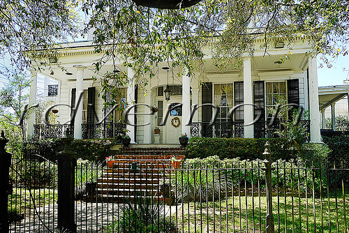 New orleans garden district home flickr photo sharing Garden district new orleans