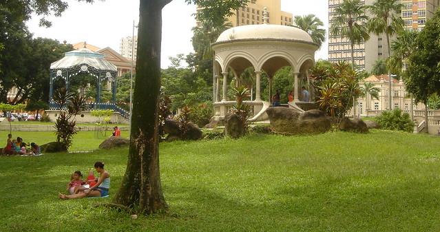 Praça da República - Belém do Pará