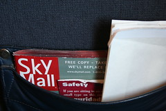 Here are some copywriting tips from SkyMall