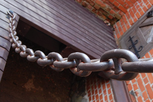 image of metal chain