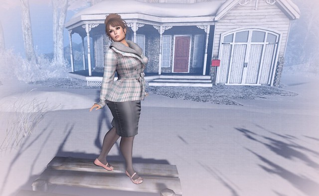 Spring In Her Step