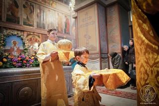 Божественная литургия 126