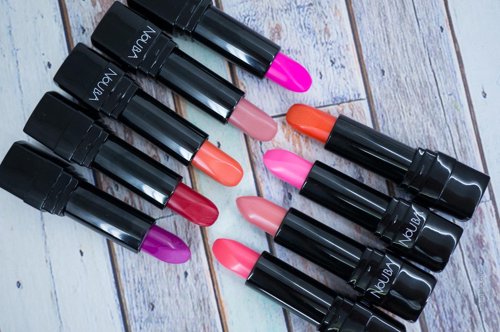 NoUBA Velvet Touch Lipstick