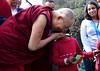 H H DalaiLama at Itihaas' talk