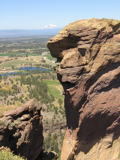 Monkey Face at Smith Rock