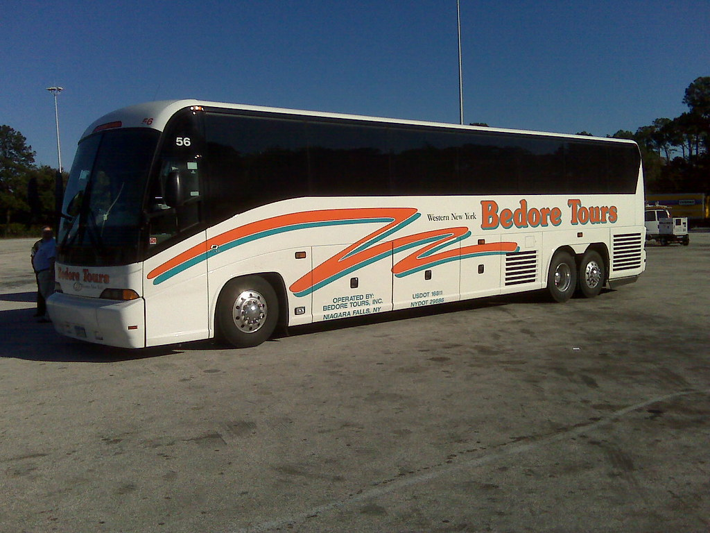 Bedore Bus Tours