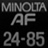 the Minolta AF 24-85mm Lens Users Group group icon
