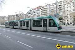 Tranvía Barcelona