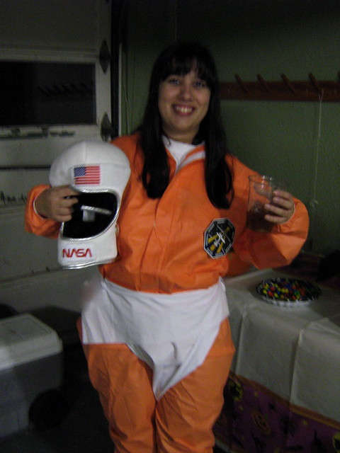 The Diaper Astronaut, Lisa Nowak | Flickr - Photo Sharing!