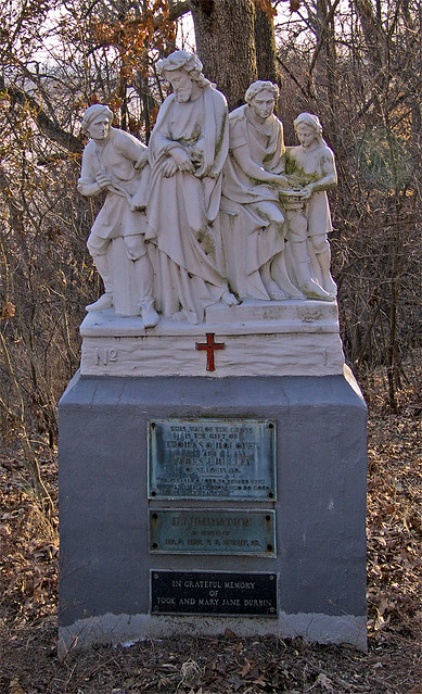 White House Retreat, in Oakville, Missouri - station of the cross.jpg