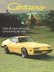 Ford Maverick based Centauro