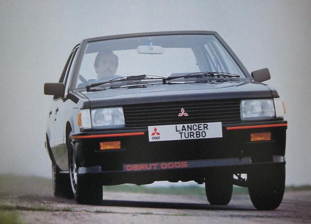 Lancer 2000 Turbo