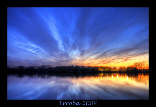 sunset lake clouds canon belgium erlend hdr mechelen sigma1020mm 3xp supershot 400d hombeek platinumphoto erroba robaye erlendrobaye alemdagqualityonlyclub