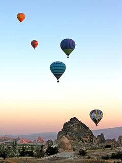 Turkey-2036 - Cappadocia Balloons