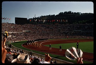 Rome Olympics 1960 - Opening Day