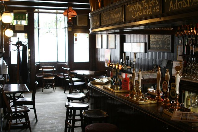 In photos: London's best historical pubs
