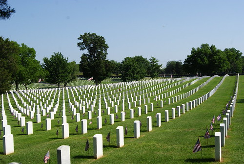 201: Nashville National Cemetery -- Memorial Day 2011