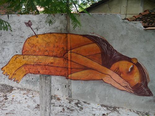 Magrela (Vila Madalena, São Paulo, Brasil, Março 2014)
