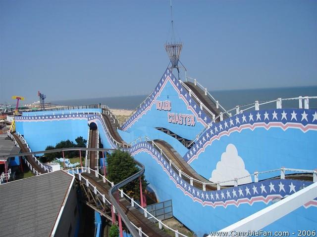 beach roller coaster - photo #22