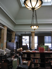 East Asian Library: Reading Room