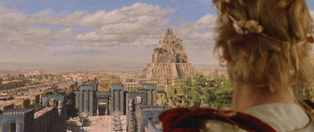 Oliver Stone's Alexander © Ishtar Gate, Babylon