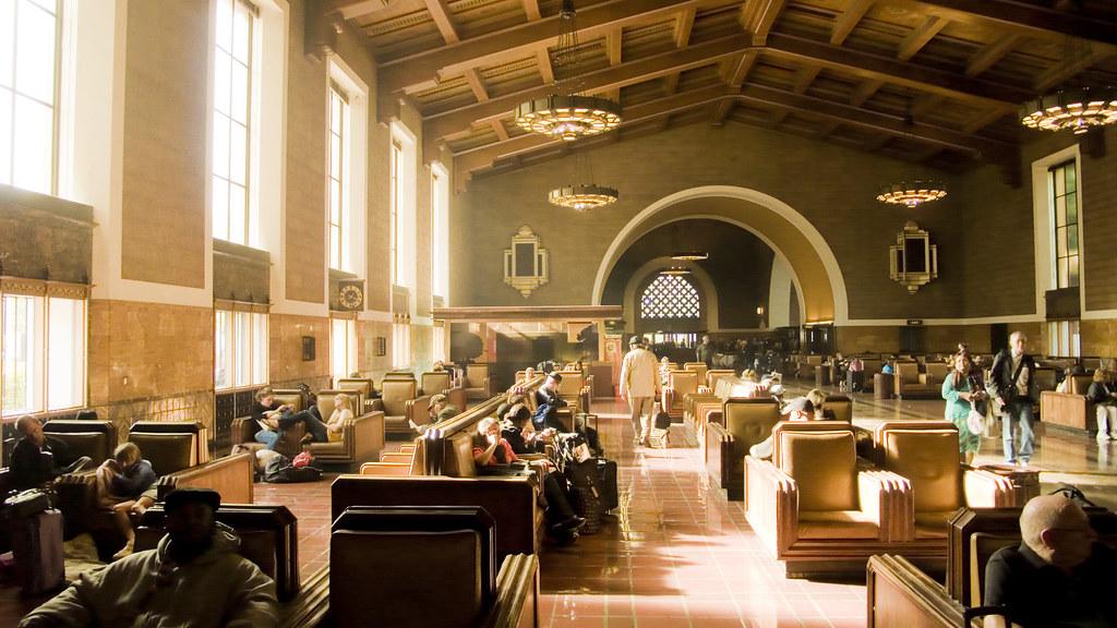 union station LA
