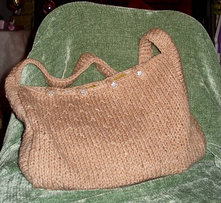 Bag I Knitted